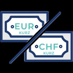 Euro a švajčiarsky frank