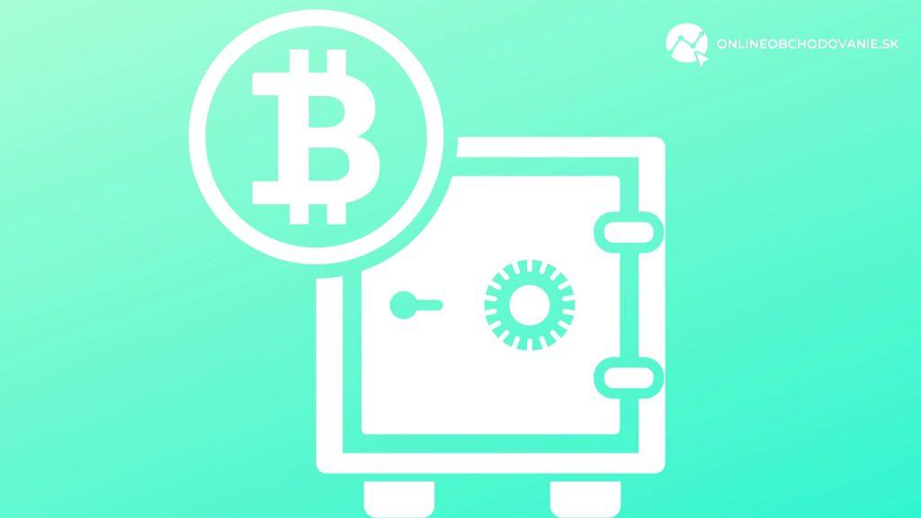 ako zabezpečiť kryptomeny